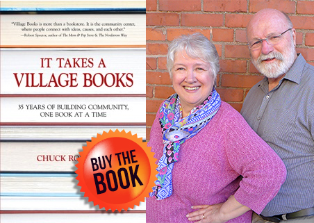 It Takes a Village Books by Chuck Robinson